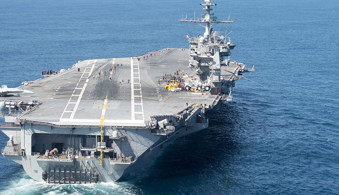The Many Deployments And Final Decommissioning